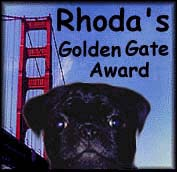 Rhoda's Golden Gate Award